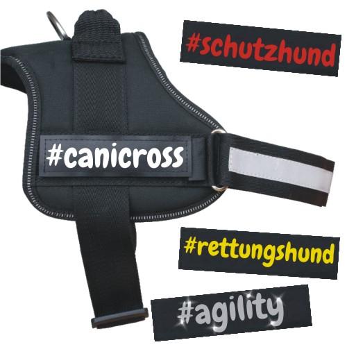 Sport- & Helferhunde Hashtag #