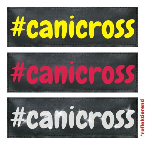 #canicross Klettlogo