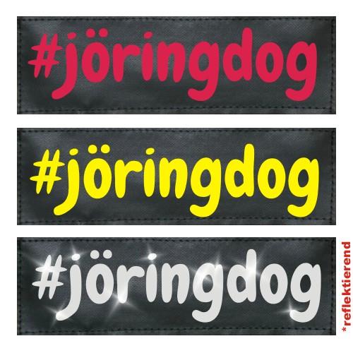 #jöringdog Klettlogo
