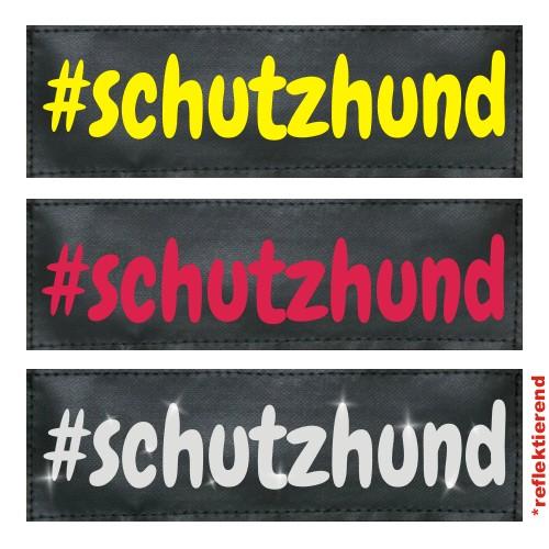 #schutzhund Klettlogo