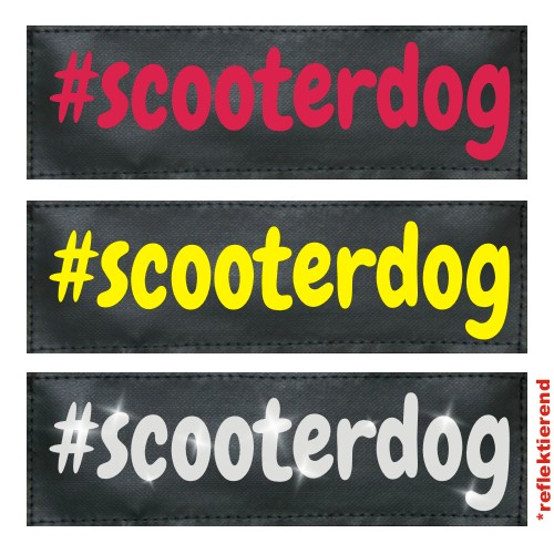 #scooterdog Klettlogo