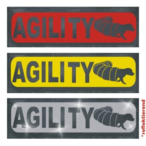 Agility 2 Klettlogo