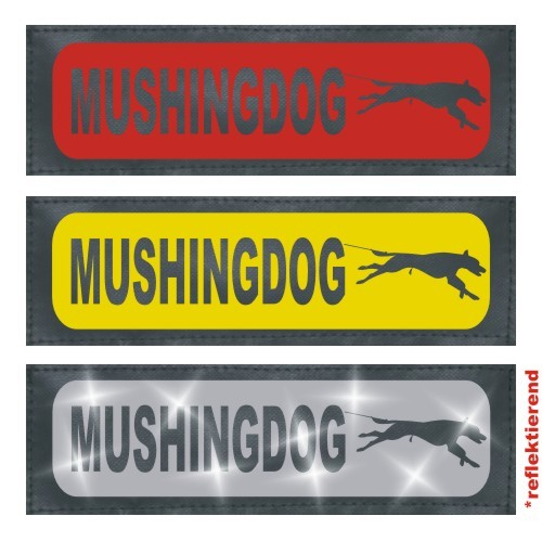 Mushingdog Klettlogo