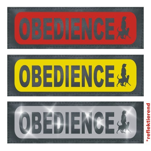 Obedience Klettlogo