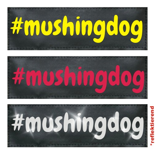 #mushingdog Klettlogo