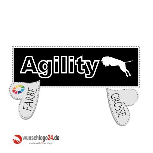 agility Klettlogo von Wunschlogo24.de